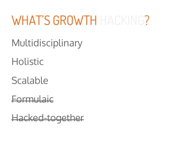 Pursuing Growth - Examples from Hulu Plus Slide 3