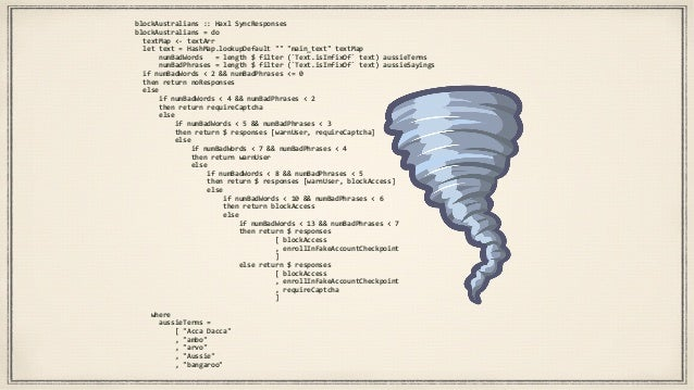 Pursuing the Strong, Not So Silent Type: A Haskell Story