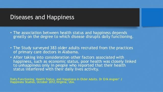 MEDICAL BENEFITS Of HAPPINESS-CVD • Emotional vitality study-a 2007 study (Prof Laura Kubzansky, HSPH,Boston,USA) • Follow...