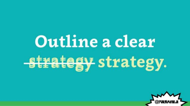 2. What key strategies will be used?