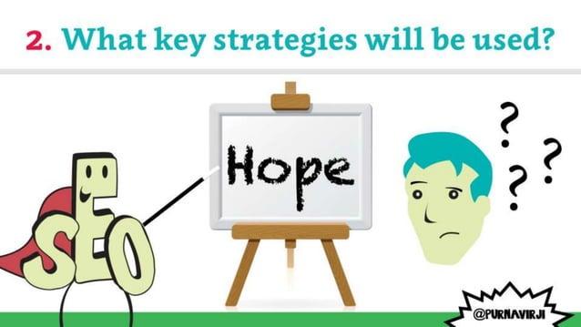 Key Strategies:   Reduce barriers to ranking improvement