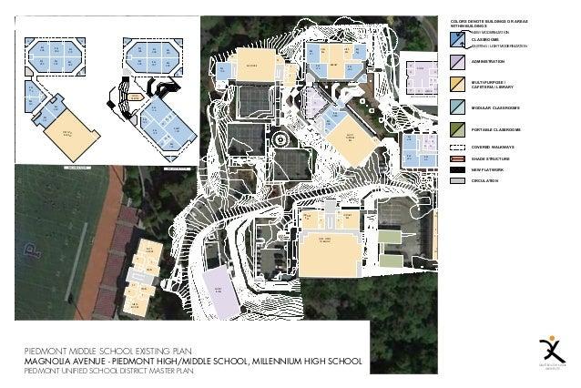 GSPublisherEngine 638.69.71.100 QUATTROCCHI KWOK ARCHITECTS MAGNOLIA AVENUE - PIEDMONT HIGH/MIDDLE SCHOOL, MILLENNIUM HIGH...