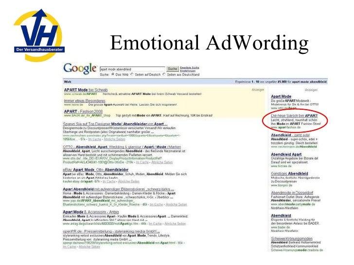 Emotional AdWording