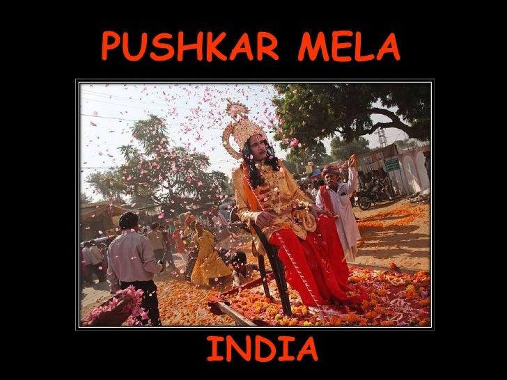 PUSHKAR MELA INDIA