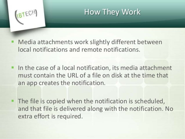 Notification Service Extension  Before IOS 10