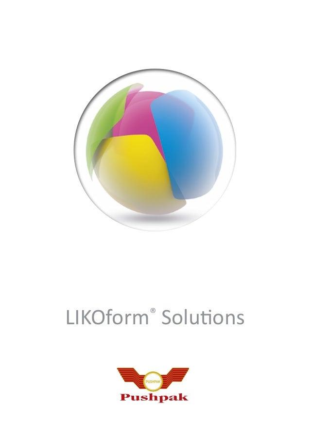 LIKOform® Solutions