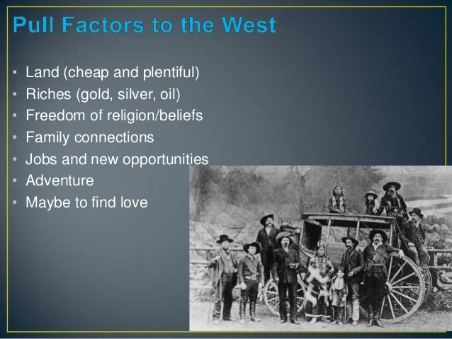 push and pull factors native americans How did hurricane katrina create both push and pull factors for migration into and out of new orleans a the destruction caused by the hurricane displaced - 39.