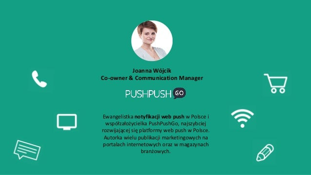 Web push - następca newslettera w branży turystycznej Slide 2