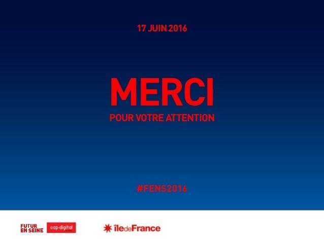 17JUIN2016 MERCIPOURVOTREATTENTION #FENS2016