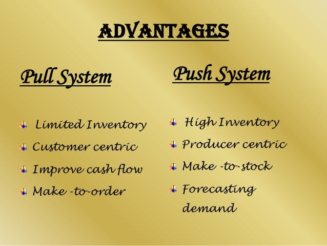 Disadvantages information technology in inventory management