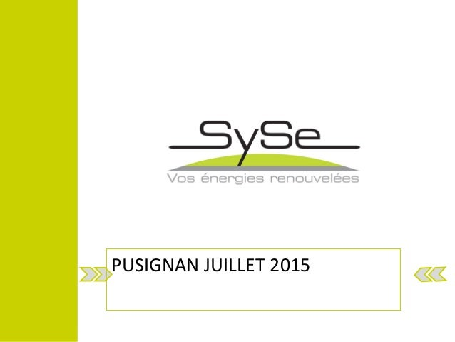PUSIGNAN JUILLET 2015
