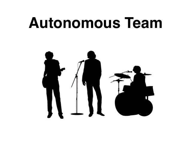 Autonomous Team