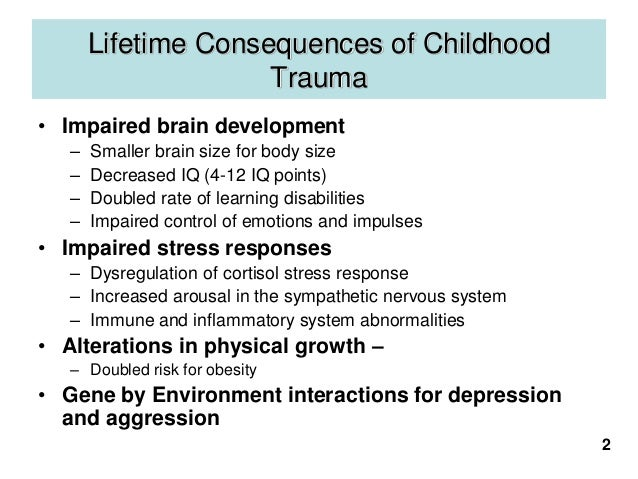 How Trauma Is Changing Childrens Brains >> Opportunities To Change The Outcomes Of Traumatized Children
