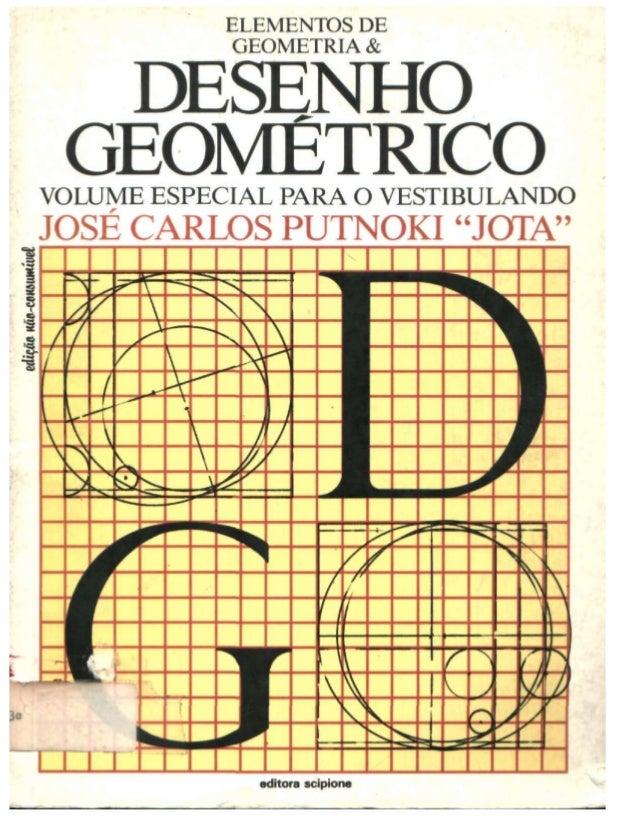 Putnoki   desenho geometrico vol.3 4ªed. - blog - conhecimentovaleouro.blogspot.com