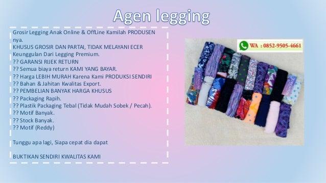 Sale Wa 0852 9505 4661 Grosir Legging Motif Anak Murah