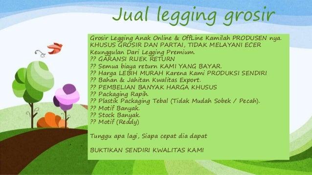 Sale Wa 0852 9505 4661 Celana Legging Bayi Perempuan