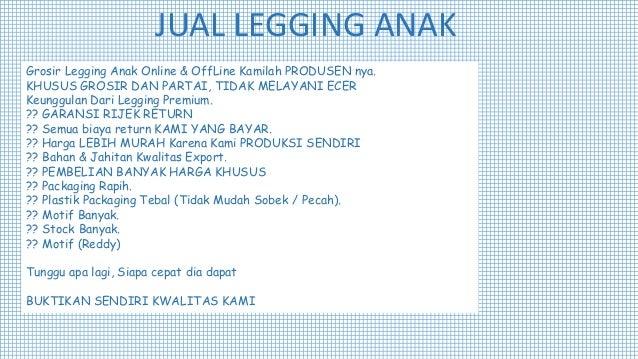 Sale Wa 0852 9505 4661 Grosir Celana Legging Calvina