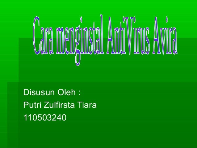 Disusun Oleh :Putri Zulfirsta Tiara110503240