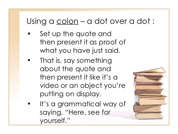 how to put a quote in an essay examples
