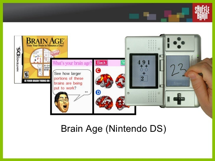 Brain Age (Nintendo DS)