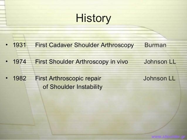 Shoulder and elbow Slide 3
