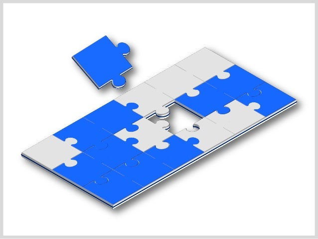10 puzzle powerpoint templates by ex deloitte designers 22 puzzle with a missing piece missing piece strategy toneelgroepblik Images