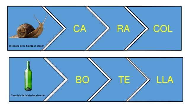 Puzzles formando palabras Slide 2