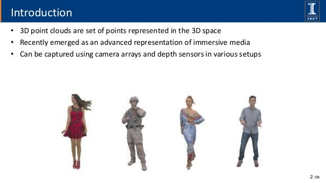 Dynamic Adaptive Point Cloud Streaming Slide 2