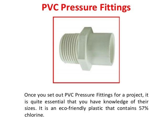 PVC Pressure Pipe Fittings