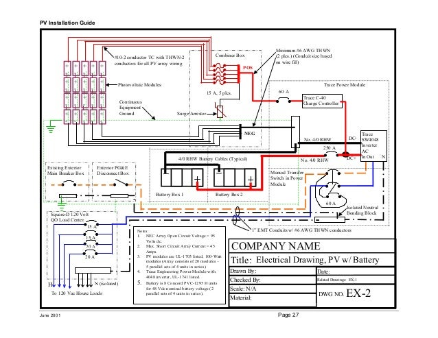 pvdepotcom solar installation guide 28 638?cb\=1360175423 solar combiner box wiring diagram solar electrical connections 12 Volt Solar Wiring-Diagram at readyjetset.co