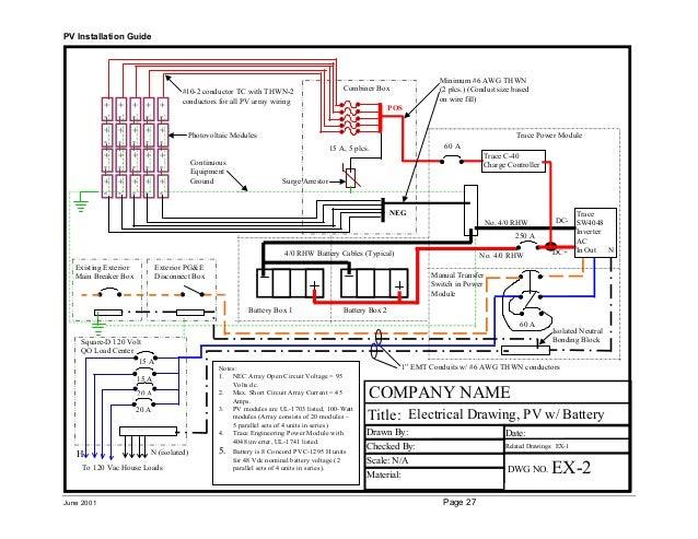 pvdepotcom solar installation guide 28 638?cb\=1360175423 solar combiner box wiring diagram solar electrical connections 12 Volt Solar Wiring-Diagram at alyssarenee.co
