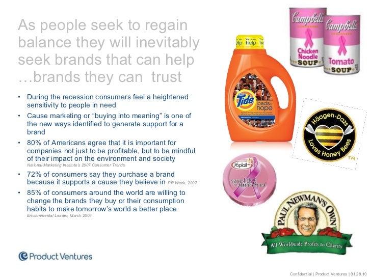 <ul><li>As people seek to regain balance they will inevitably seek brands that can help …brands they can  trust </li></ul>...