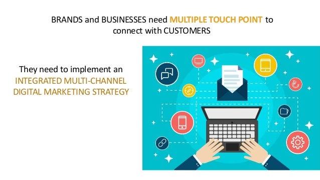 Integrated Multi-channel Digital Marketing Strategies  Slide 3