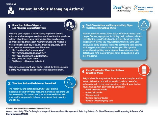 "Access the activity,""The Evolving Landscape of Severe Asthma Management: Selecting Patients for Novel Treatment and Improv..."