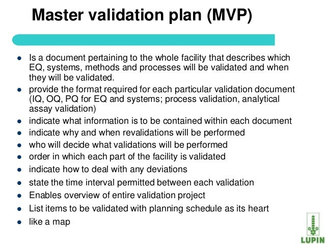 Process Validation Of Api