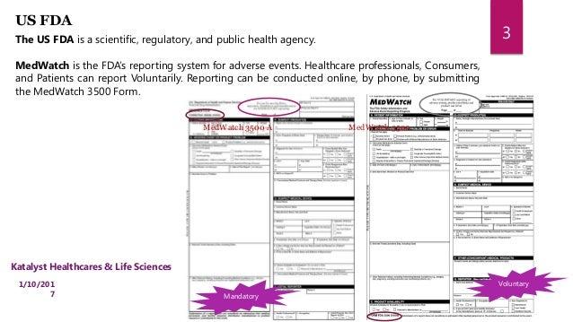 Pharmacovigilance Regulations - Katalyst HLS