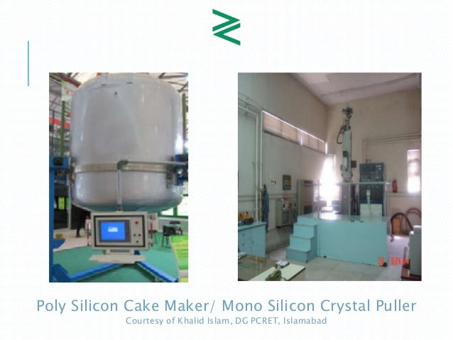 Pv Technologies Poly Crystalline And Mono Crystalline