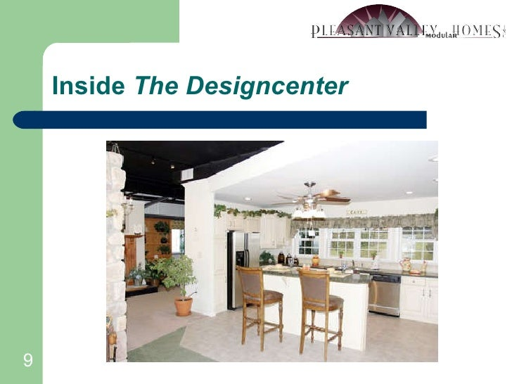 Inside  The Designcenter