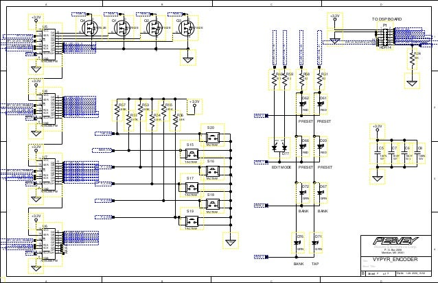 Interesting Peavey Falcon Wiring-diagram Contemporary - Best Image ...