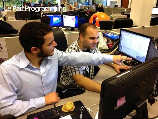 # Le Pair Programming Vous avez certainement déjà entendu parlé du Pair Programming ? Et bien c'est la collaboration de de...