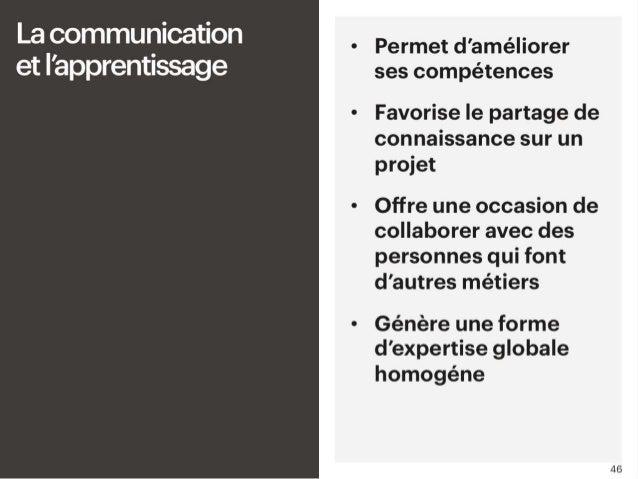 - La communication et l'apprentissage • C'est un un environnement idéal pour améliorer ses compétences personnelles sur so...
