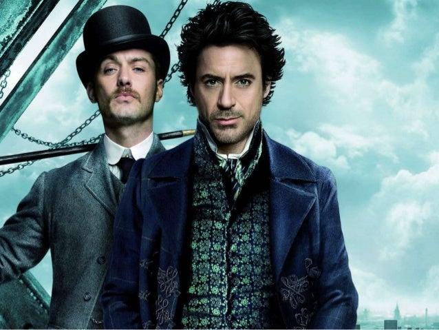 - Sherlock Holmes et le docteur Watson