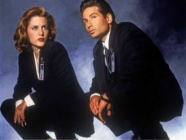 - Mulder et Sculy