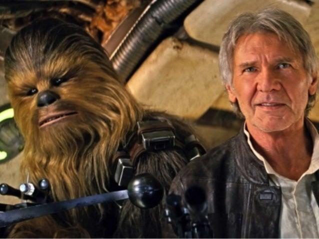 - Han Solo et Chewbacca