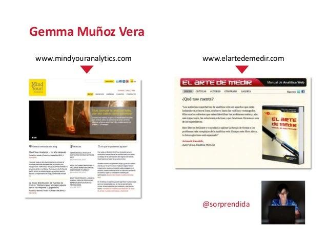 Análisis Fuentes de Tráfico en Analítica Web Slide 2