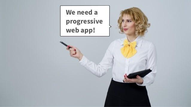 Progressive Web App Challenges Slide 2
