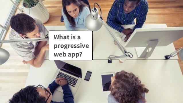 Progressive Web App Challenges Slide 3