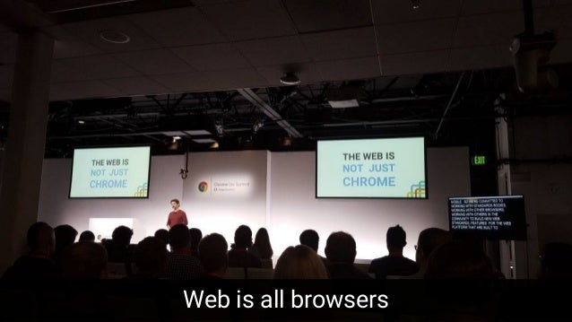 Confidential & ProprietaryWeb is all browsers