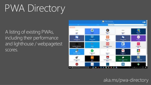 Progressive Web Apps - Covering the best of both worlds