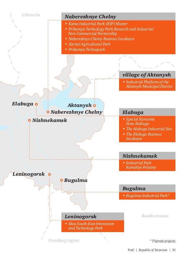 Pwc Guide To Investment Republic Of Tatarstan